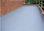 Liquid-applied roofing membrane provides seamless protection Gallery Thumbnail