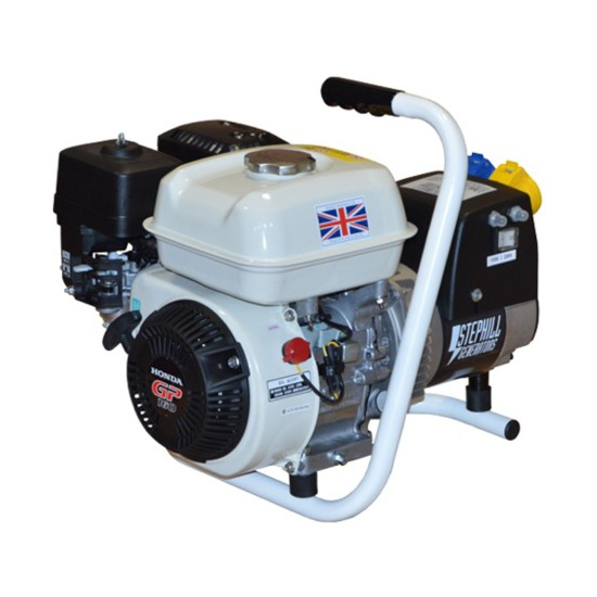Stephill GE2501 Portable Generator Gallery Image