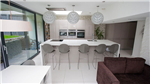 Open plan kitchen diner in Bearsden Gallery Thumbnail