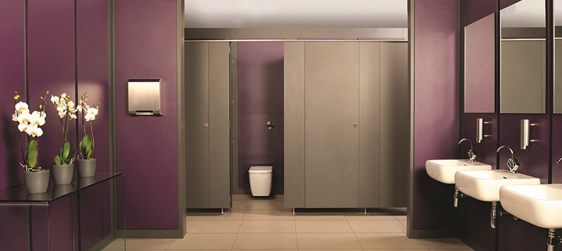 Washrooms from concept to completion Gallery Image