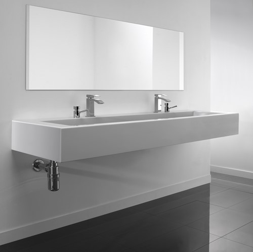 Solid Surface Washtrough Gallery Image