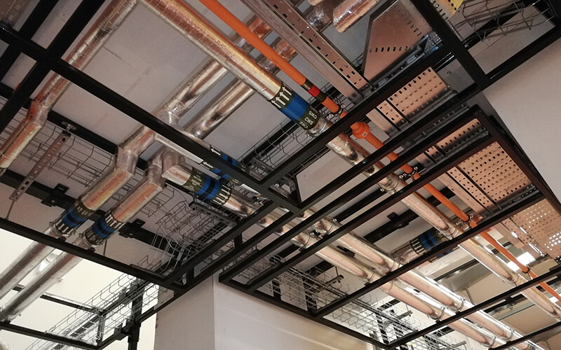 Mechanical and Electrical Corridor Modules Gallery Image