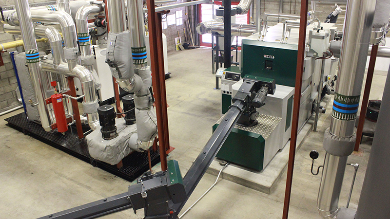 Commercial Biomass Installation Gallery Image