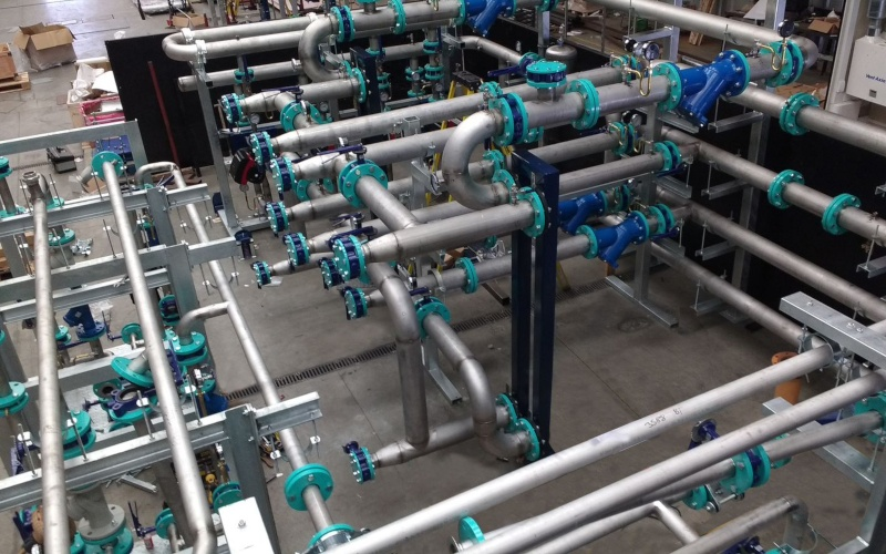 Prefabricated Pipework Gallery Image