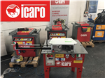 Icaro Bar Benders-Cutters In Stock bar Straightening Machines Gallery Thumbnail