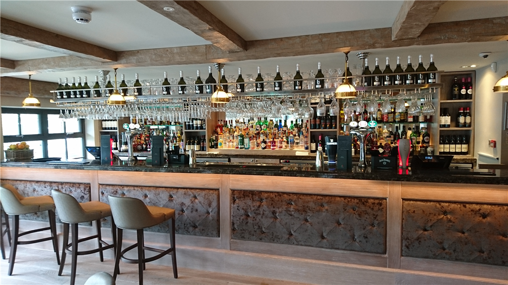 "I was delighted to choose Servaclean to plan and supply my new stainless steel underbar.  A ""Premium"" product with service to match.""  Mr Allesandro Bevilacqua, Proprietor – Da Sandro Italian Restaurant & Bar, Huddersfield Gallery Image"