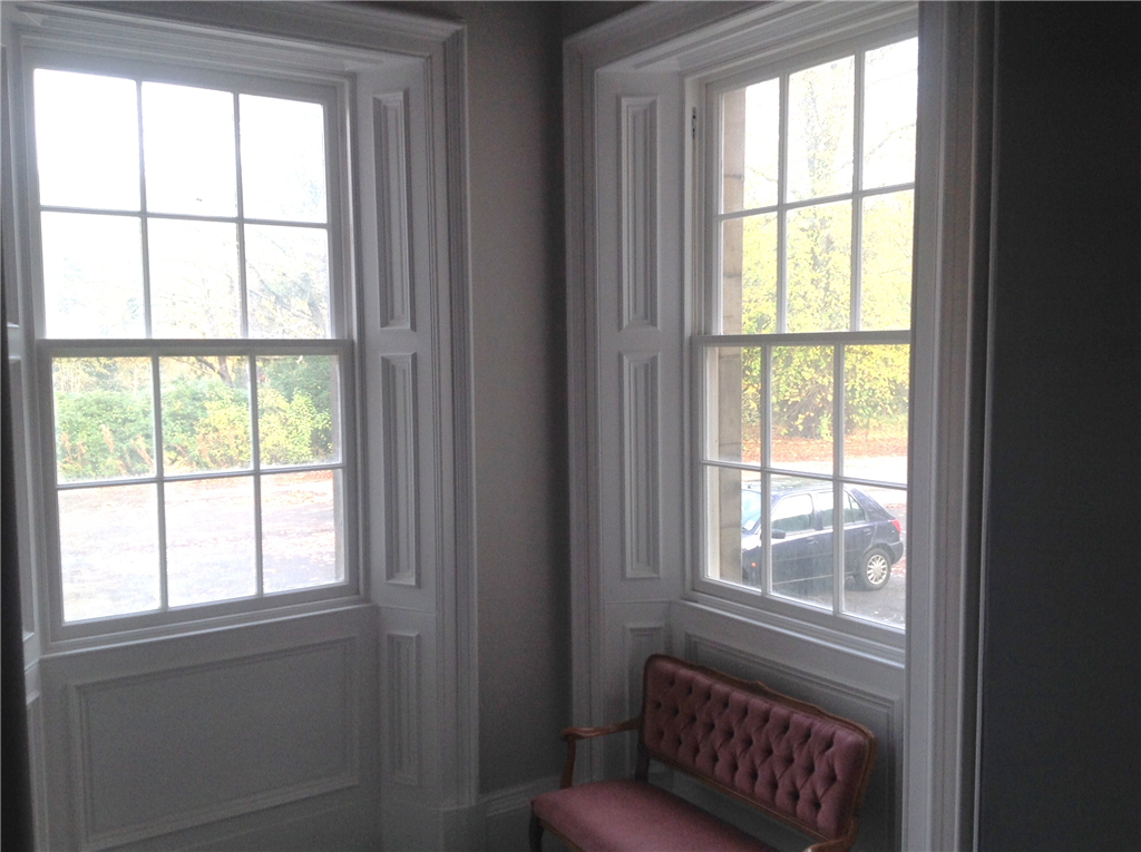 Timber Sash and Case Windows Gallery Image