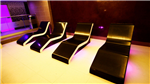 Heated Loungers complete with under lighting Gallery Thumbnail