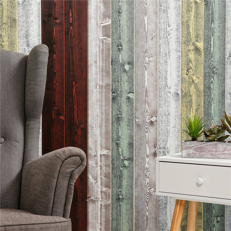 SertiWOOD Rustic mixed colours internal cladding Gallery Image