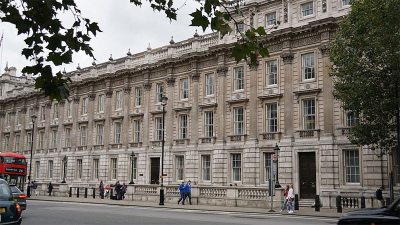 The Cabinet Office.