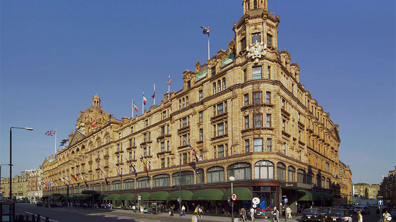 Harrods - 3 Major Projects Gallery Image