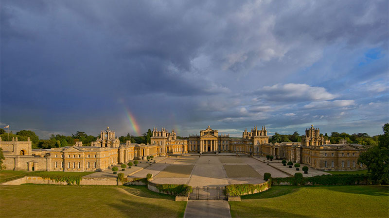 Blenheim Palace - 3 Major Projects Gallery Image