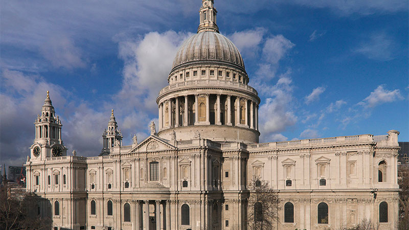 St Pauls Cathedral Refurbishment Project Gallery Image
