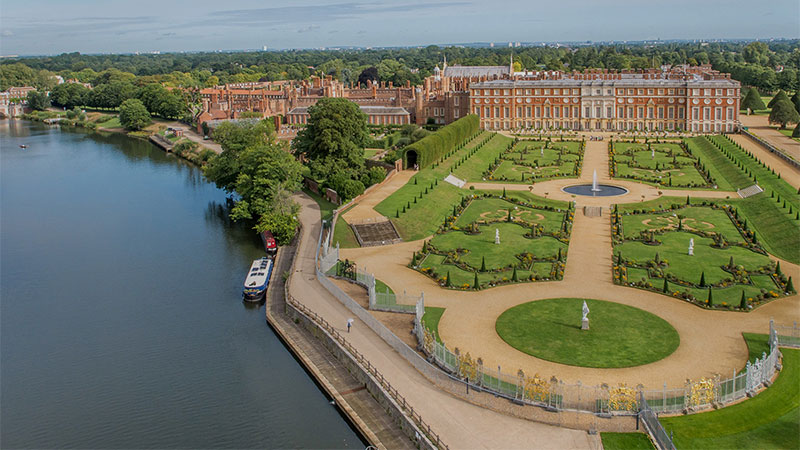Hampton Court Palace - 4 Major Projects Gallery Image