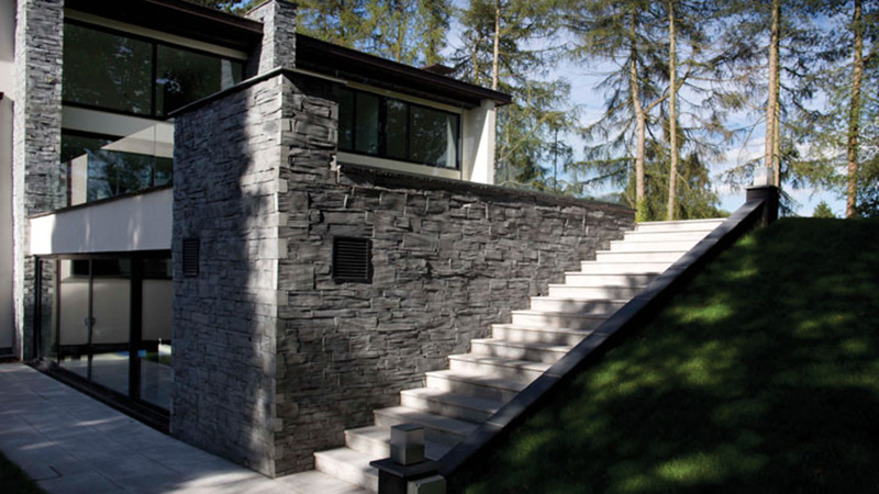 Granite Paving & Staircase, Cheshire Gallery Image