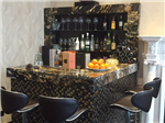 Cosmic Black Granite bar, Penthouse Suite, The Lennard Hotel, London Gallery Thumbnail