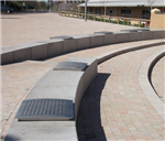 Granite benches, Park Lane Community Centre, Telford Gallery Thumbnail