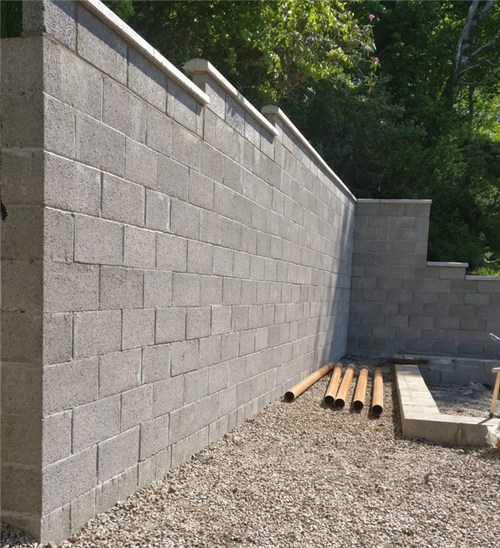 Retaining Wall Gallery Image