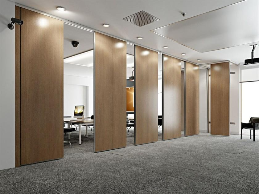 Moving Designs Ltd ~ Acoustic moveable wall Gallery Image