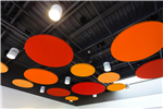 Moving Designs ~ sound absorbing ceiling panels Gallery Thumbnail