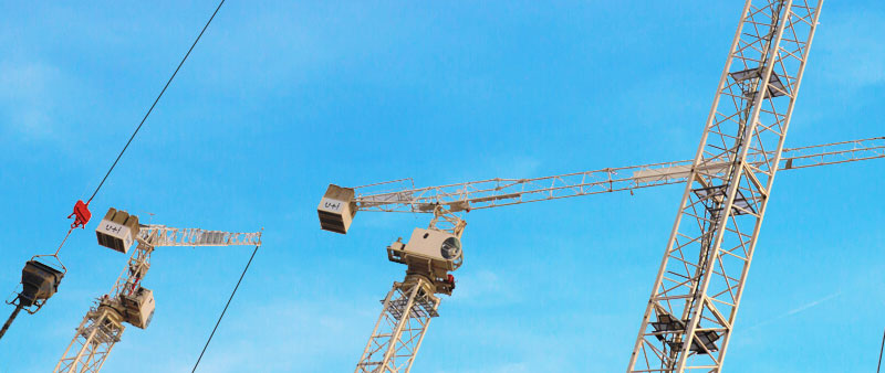 Tower Crane Hire UK | Bennetts Cranes Limited ...