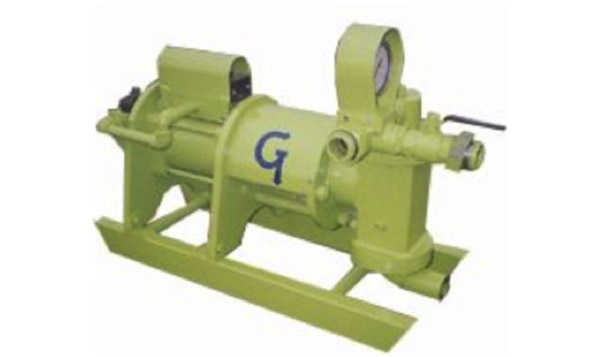 GS Pneumatic Piston Pump Gallery Image