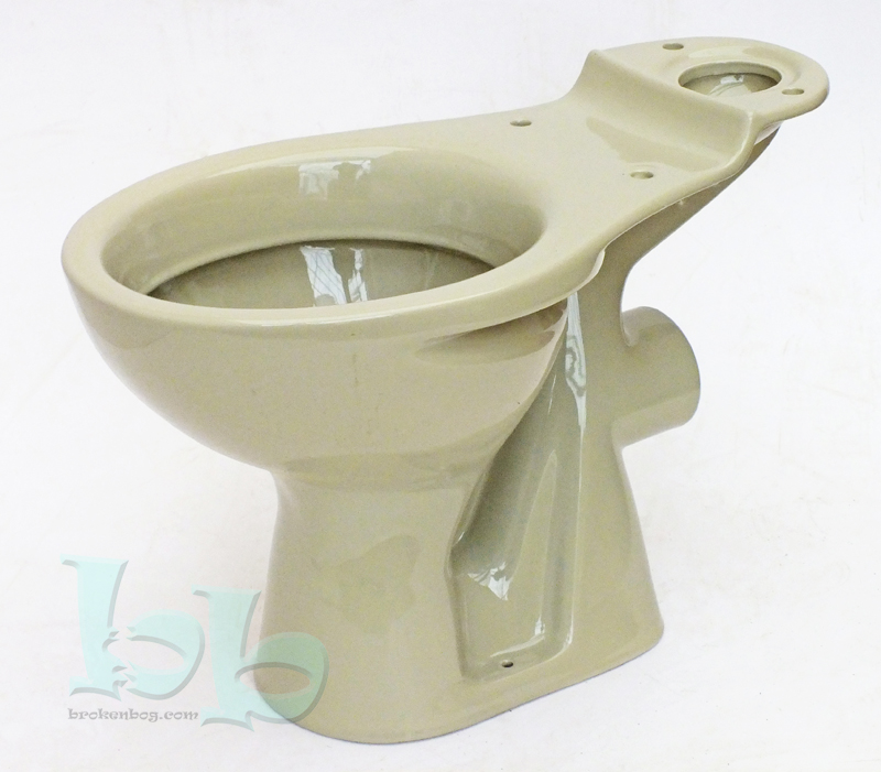 Close-coupled toilet pan in Pampas - many more colours and styles available Gallery Image
