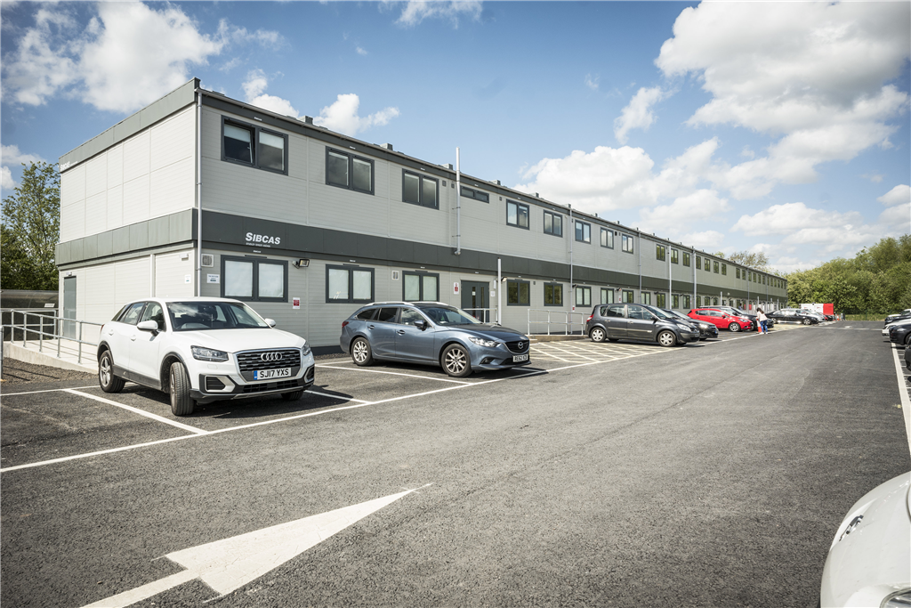 Sibcas Ltd - Studley - Buildings - Sectional and Portable ...
