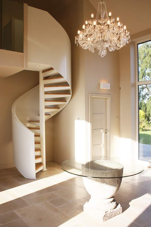 Bespoke Spiral Stair,