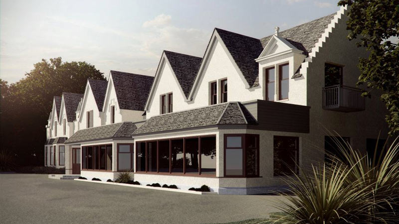 Cuillin Hills Hotel, Portree, Isle of Skye Gallery Image