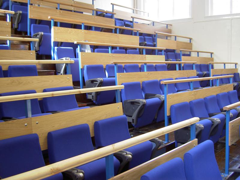 Lecture Theatre seating Gallery Image