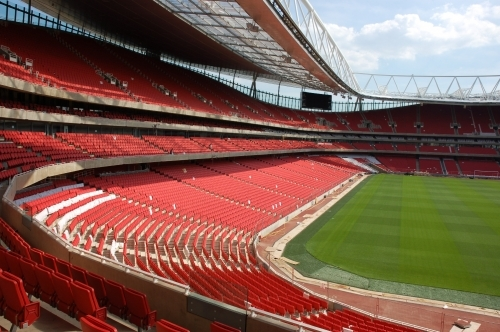 Arsenal Stadium and sports seating Gallery Image