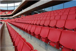 Arsenal general admission sports seating Gallery Thumbnail