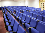 Lecture theatre seating with optional writing tablets Gallery Thumbnail