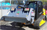 Skid Steer c/w Stone Crusher Gallery Thumbnail