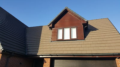 Roof Clean & Moss Inhibitor Treatment Gallery Image