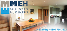 MEH Builders and Joiners Logo