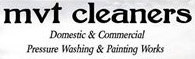 MVT Cleaners Logo