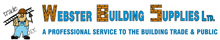Webster Building Supplies Ltd Logo