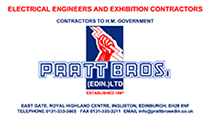 Pratt Bros (Edinburgh) Ltd