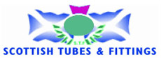 Scottish Tubes & Fittings Ltd Suppliers and Fabricators Logo