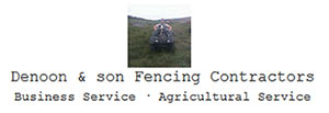 Denoon & Son Fencing Contractors