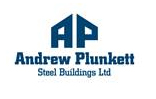 Andrew Plunkett Steel Buildings Limited Logo