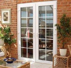 Fortress doors windows ltd wishaw vertical sliders for Upvc french doors scotland