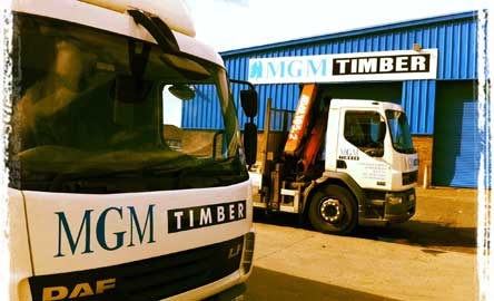 Mgm Timber Scotland Ltd Glenrothes Timber Merchants