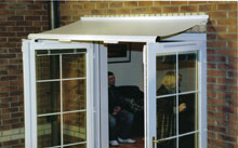 Sunbreeze Safe French Doors Image