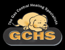 Gas Central Heating Specialists Logo