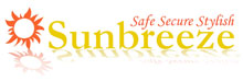 Sunbreeze Safe French Doors Logo