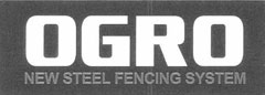 Ogro New Steel Fencing System