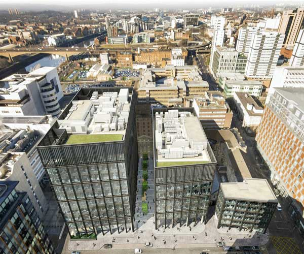 Work To Start To Develop Grade A Office Space In Glasgow